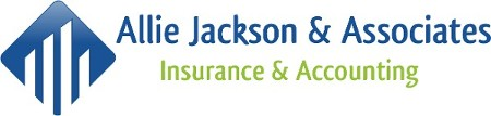 Allie Jackson And Associates Insurance and Accounting, Logo